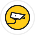 24 Hour Monitoring Icon